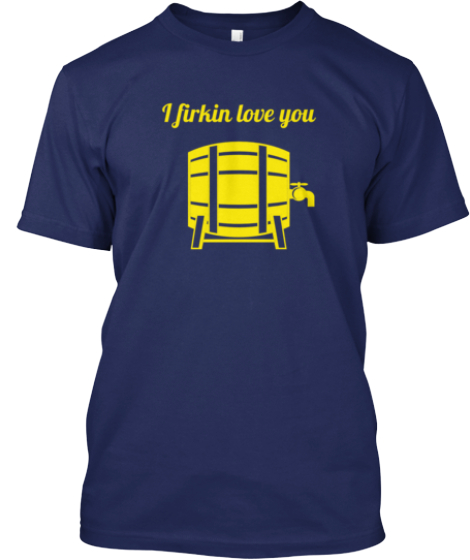 Beer Firkin shirt