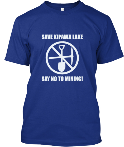 Help save Kipawa Lake!