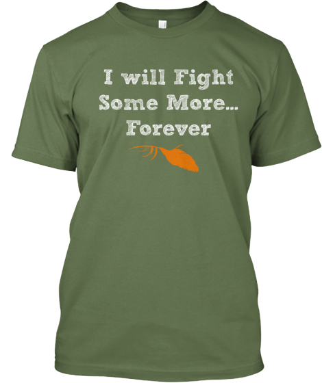 IwillFight SomeMore... Forever