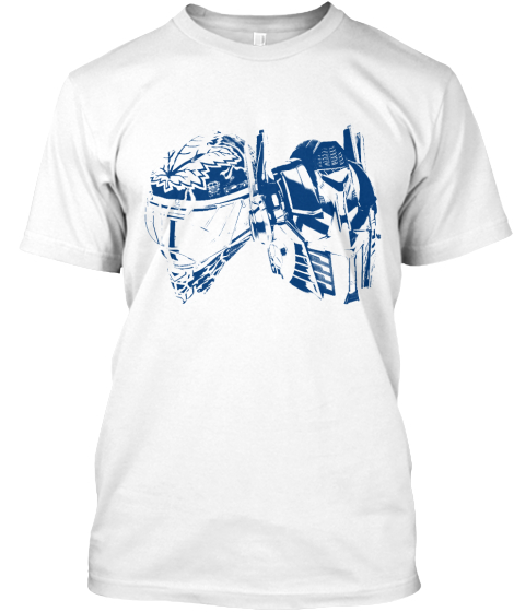 "James ""Optimus"" Reimer tee"