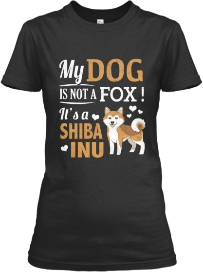 My Dog Is Not A Fox!