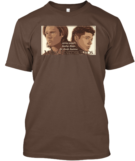Special WinchesterBros Tee!