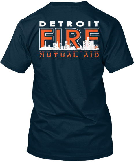 Detroit Fire Mutual Aid