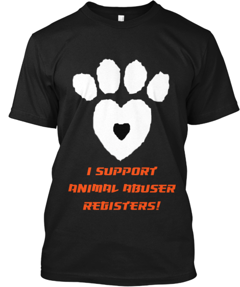 Support Animal Abuser Registers 2