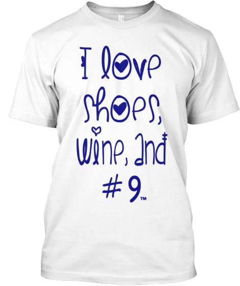Dallas Shoes, Wine, and #9 all words