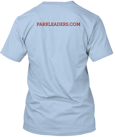 Limited Edition Park Leaders Tee Shirt