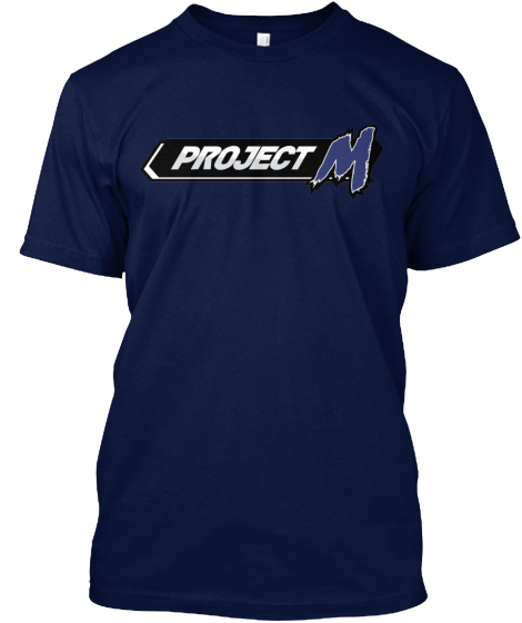 Official Project M Charity T-Shirt!