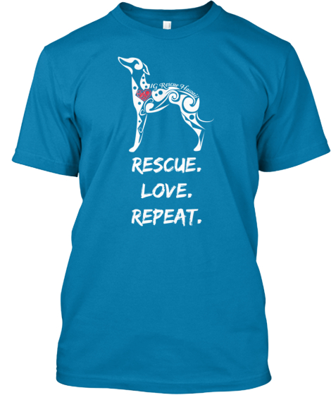 Rescue. Love. Repeat.  IG Rescue Hawaii