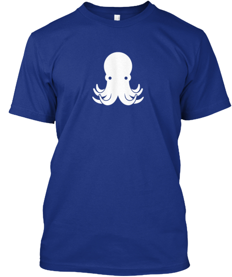 Limited Edition Octopus Tee!
