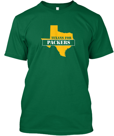 Packers Fans in Texas!