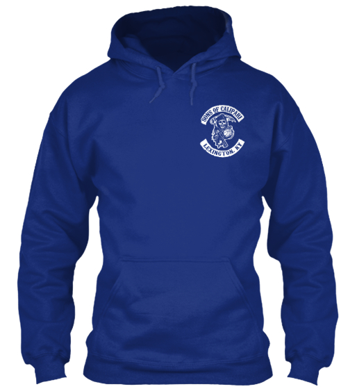 LIMITED EDITION-Sons of Calipari Hoodie
