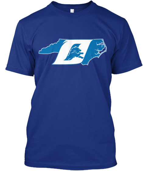 JANUARY ONLY! North Carolina for Lions