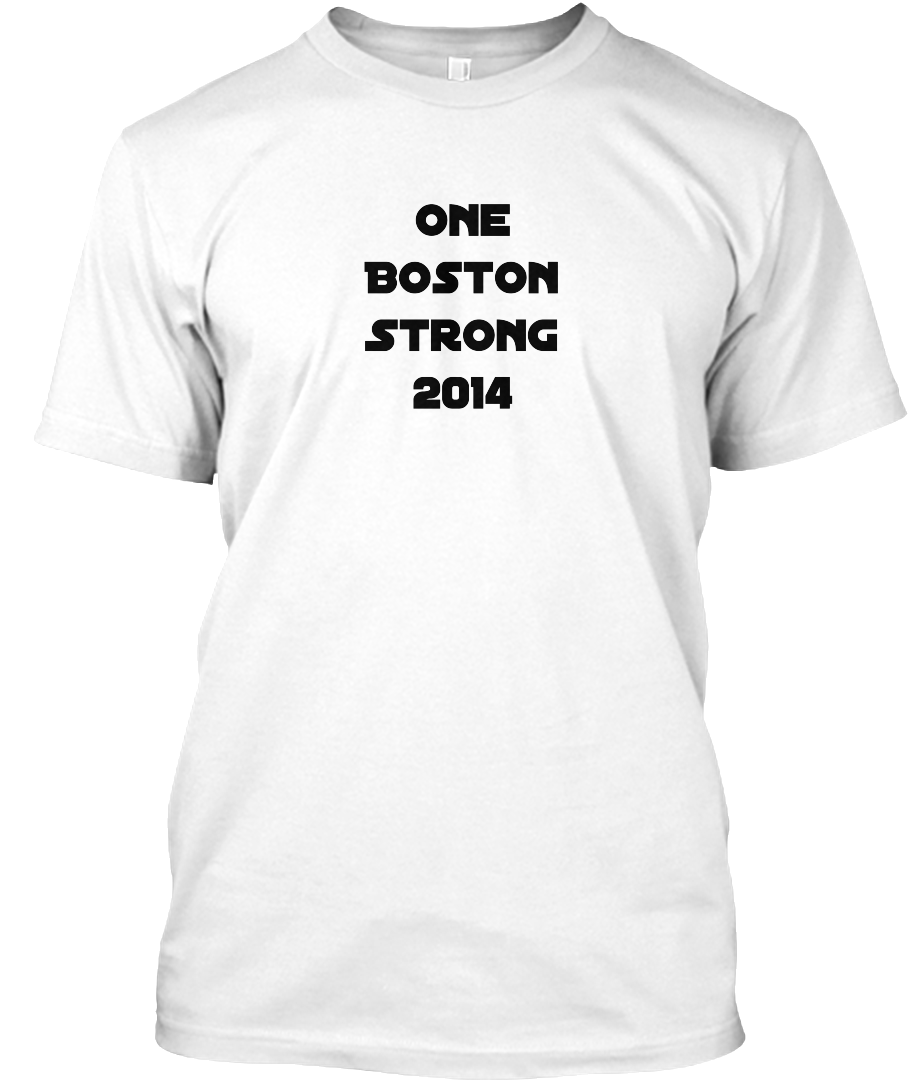 One  %0ABoston %0AStrong  %0A2014