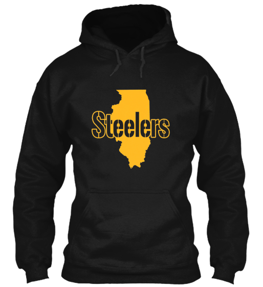 Limited Edition Illinois For Steelers