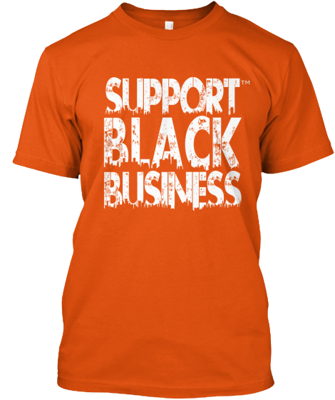 1m Black Business Owners Linked T-Shirt