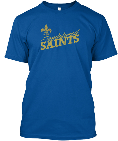 Sandalwood Saint Class of 1979 Shirt