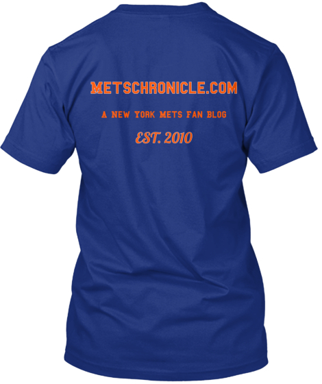 MetsChronicle.com A New York Mets Fan Blog EST. 2010