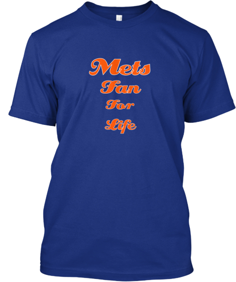 Mets Fan  For Life