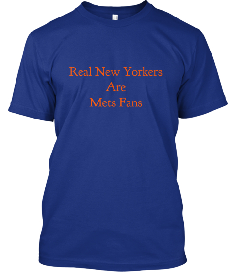 Real New Yorkers%0AAre %0AMets Fans