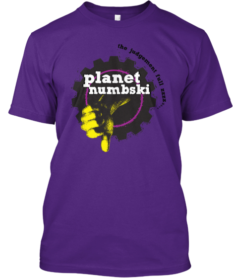 planet numbski: a planet fitness parody