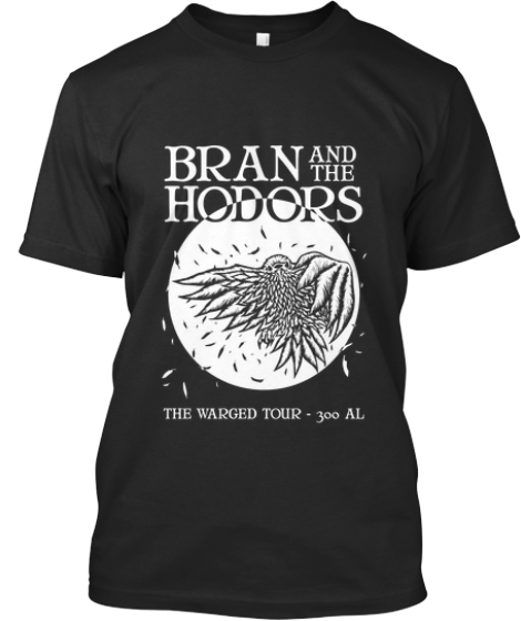 Bran and The Hodors - The Warged Tour