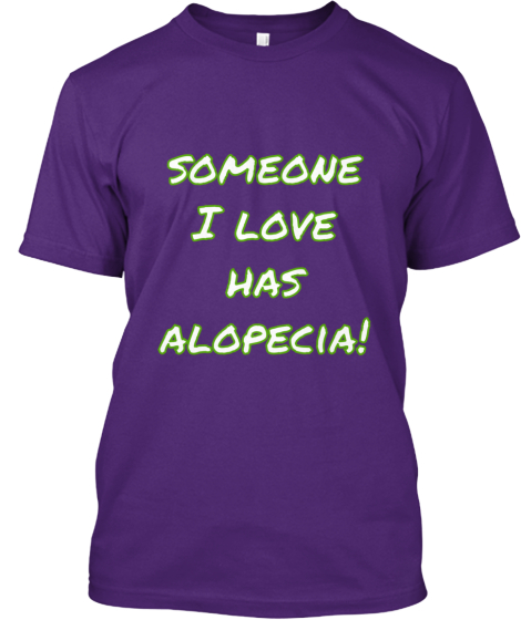 someone%0AI love%0Ahas %0Aalopecia!